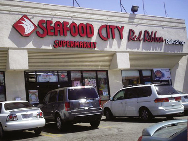 Seafood City Los Angeles