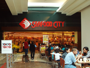 Seafood City Seattle - Interior